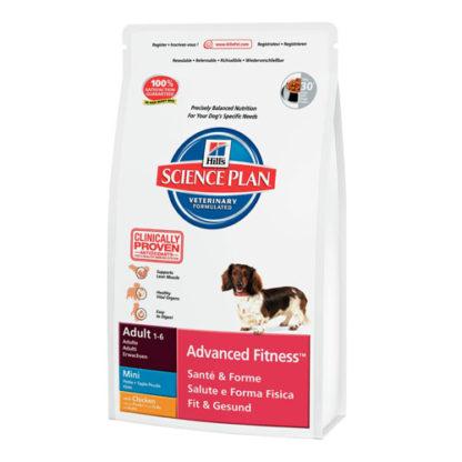 Hill's Science Plan Canine Adult Advanced Fitness Mini