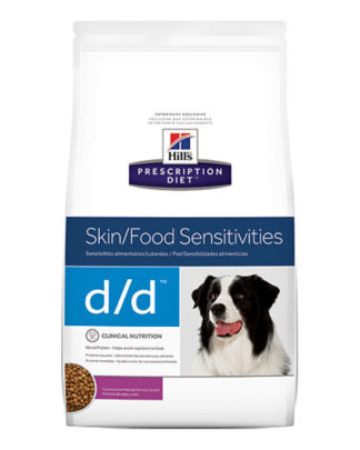 Prescription Diet Canine Salmon and Rice