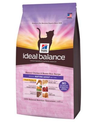 Hill's Ideal Balance Kitten with Fresh Chicken