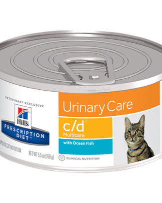 Hill's Prescription Diet c/d Multicare Feline