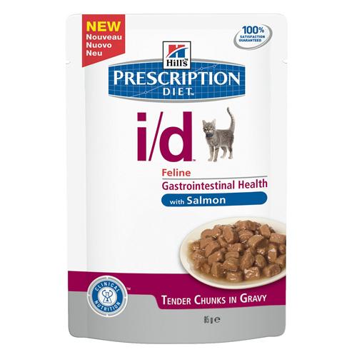 Hill's Prescription Diet i/d Feline Salmon