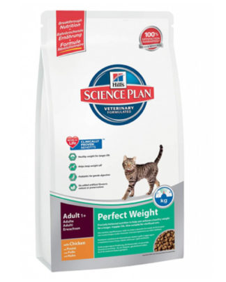 Hill's Science Plan Feline Adult Perfect Weight