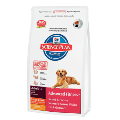 Hill's Science Plan Canine Adult Advanced Fitness Large Breed
