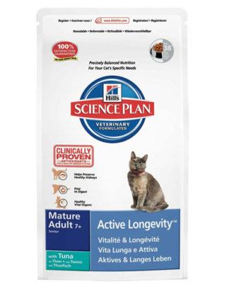 Hill's Science Plan Feline Mature Adult 7+ Active Longevity