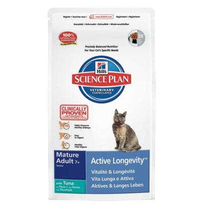 Hill's Science Plan Feline Mature Adult 7+ Sterilised Cat