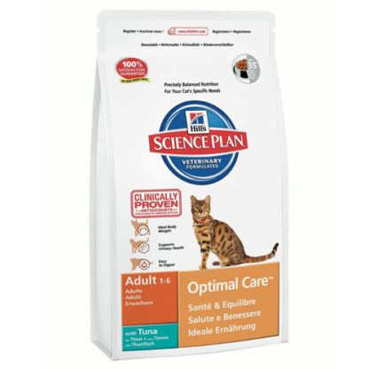 Hill's Science Plan Feline Adult Optimal Care