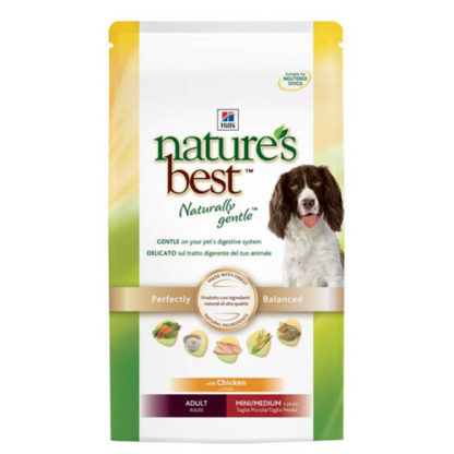 Hill's Nature's Best Canine Adult Mini/Medium