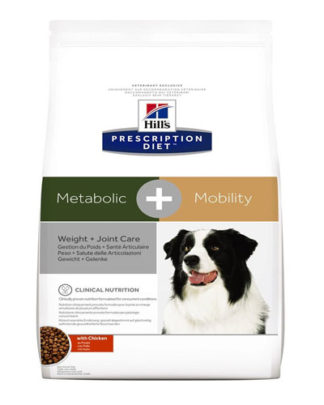 Prescription Diet Metabolic + Mobility Canine Original