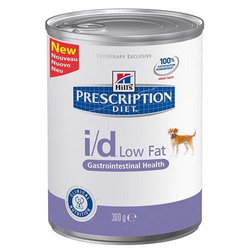 Hill's Prescription Diet i/d Canine Low Fat