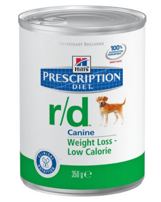Hill's Prescription Diet Canine r/d
