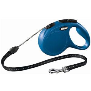 Flexi New Classic 8м трос рулетка для собак