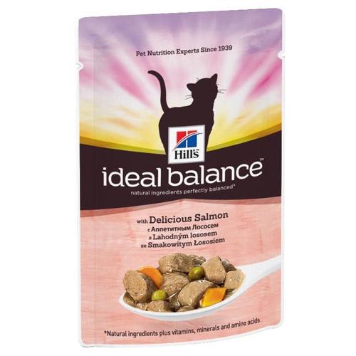 Hill's Ideal Balance Feline Adult Salmon