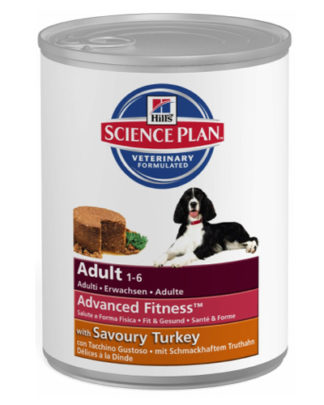 Hill's Science Plan Canine Adult Savoury Turkey