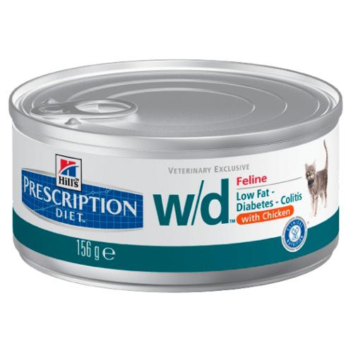 Hill's Prescription Diet Feline w/d