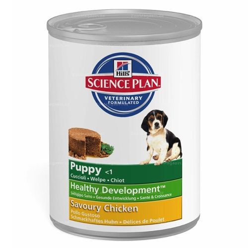 Hill's Science Plan Puppy Savoury Chicken