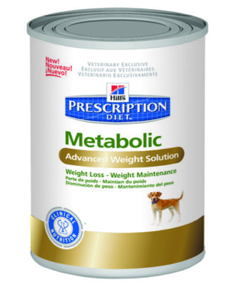 Hill's Prescription Diet Metabolic Canine