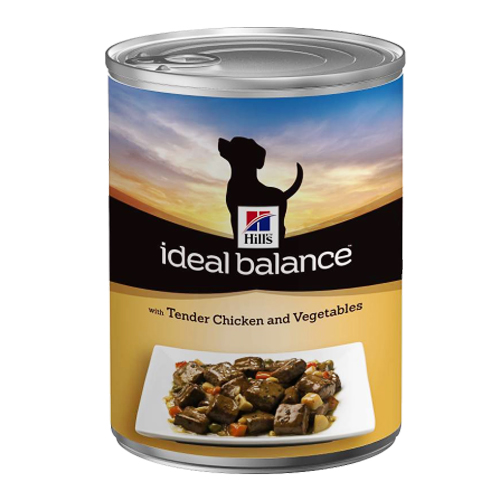 Hill's Ideal Balance Canine Adult with Chicken and Vegetables
