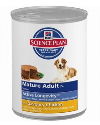 Hill's Science Plan Canine Mature Adult 7+ Savoury Chicken