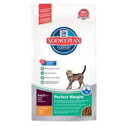 Hill's Science Plan Adult Perfect Weight влажный корм для кошек.