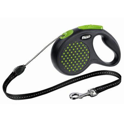 Flexi Design 5м трос Рулетка для собак