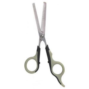 Trixie ножницы филировочные односторонние для стрижки животных 18,5см