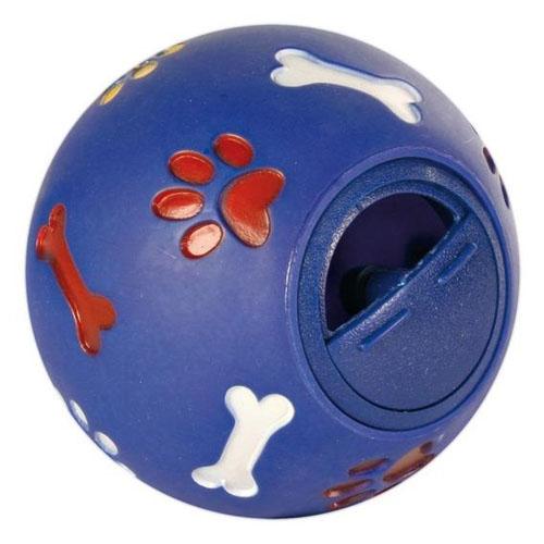 Trixie мяч для лакомств винил Игрушка для собак