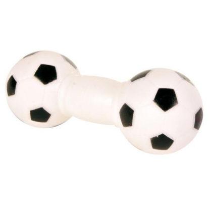 Trixie Гантель Футбольные мячи Игрушка для собак