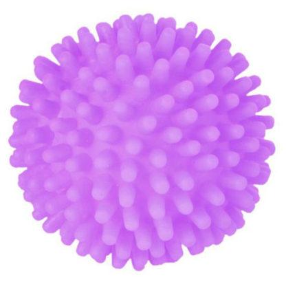 Trixie мяч игольчатый с пищалкой игрушка для собак