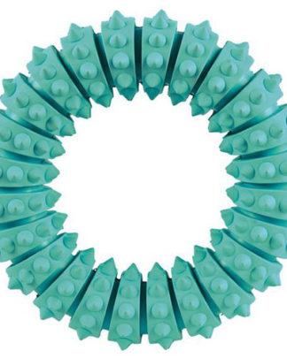 Trixie Кольцо Denta Fun с запахом мяты Игрушка для собак
