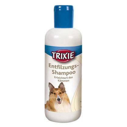 Trixie шампунь облегчающий расчесывание шерсти собак 250мл