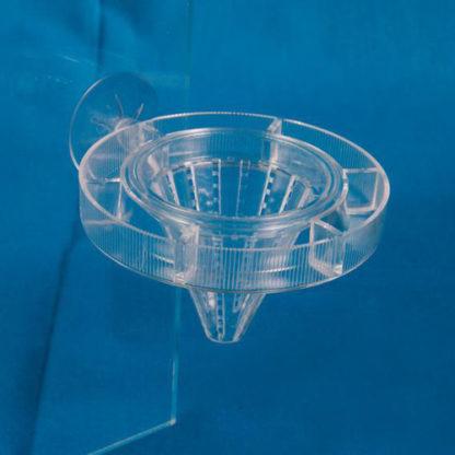Trixie кормушка для рыб круглая 7см