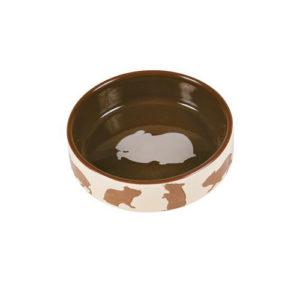 Trixie миска для грызунов Керамика 80 мл 8см